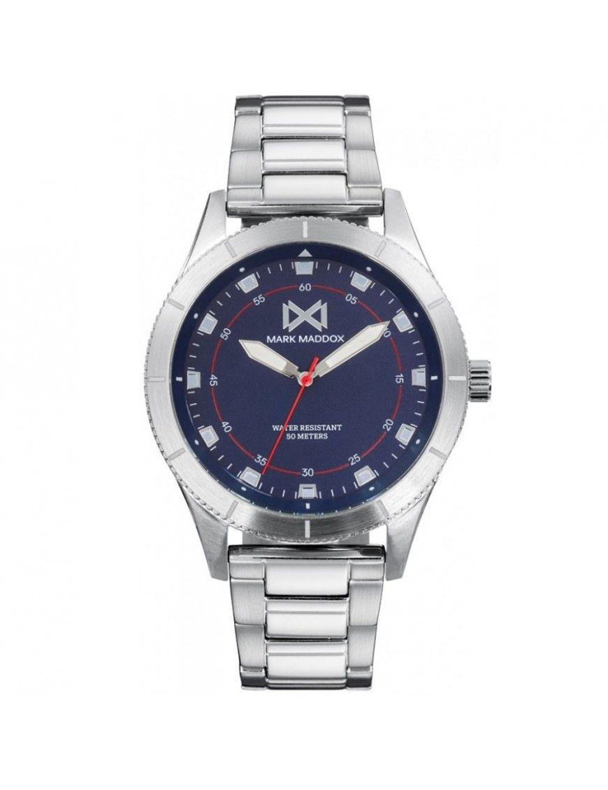 Reloj Mark Maddox multifunción Hombre HM7131-36 Mission