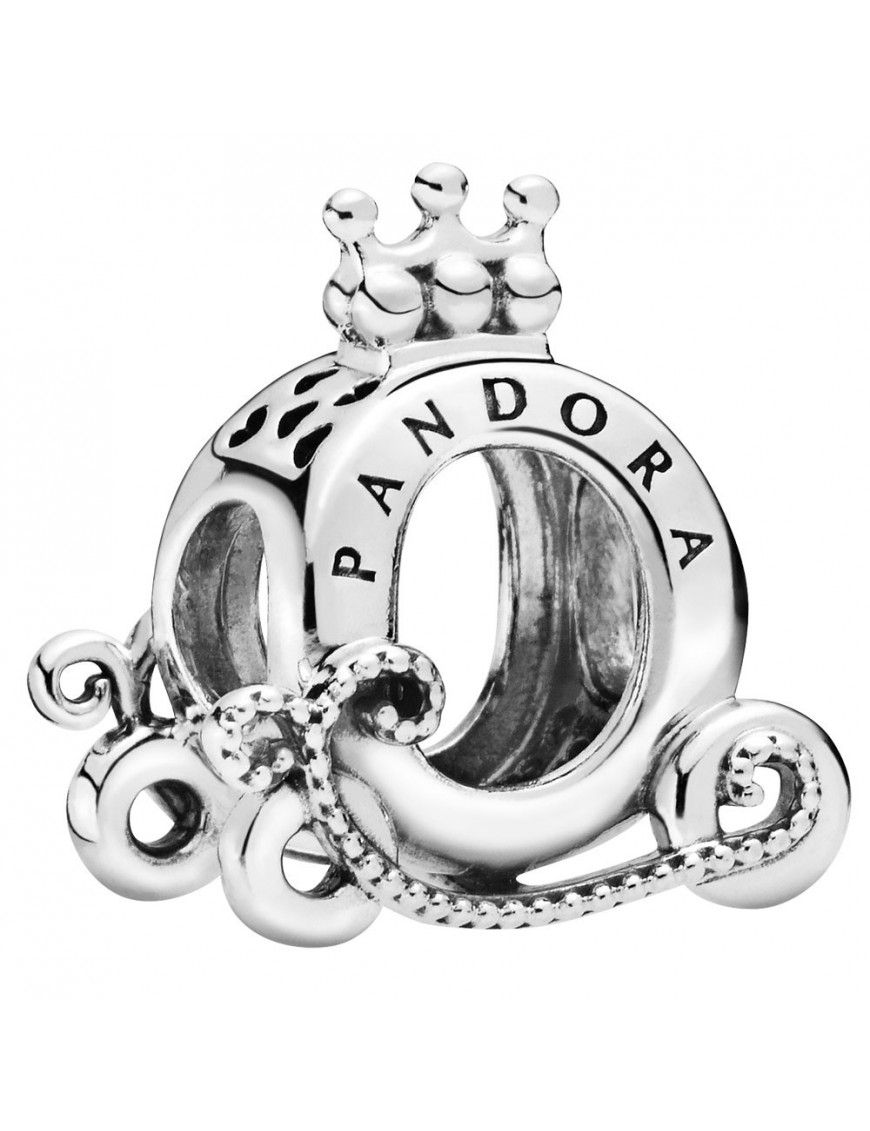 Charm Pandora Plata carroza corona 798323