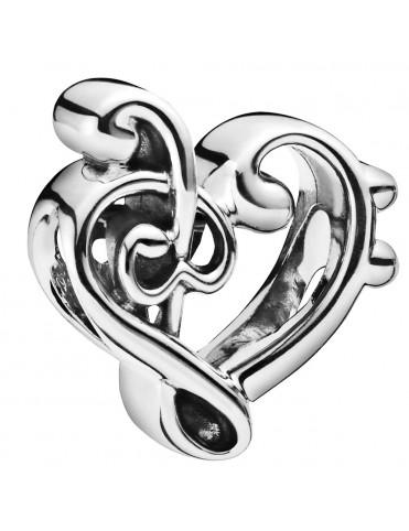 Charm Pandora Plata Corazón 798346