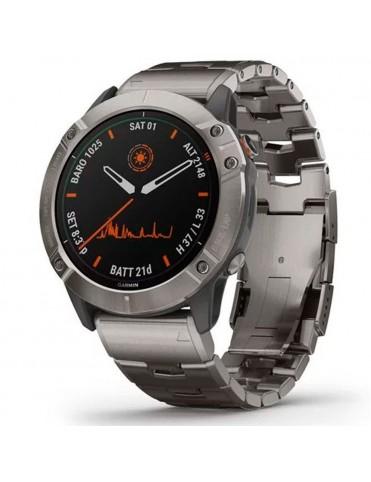 Reloj Garmin Fenix 6x Pro Solar 010-02157-24