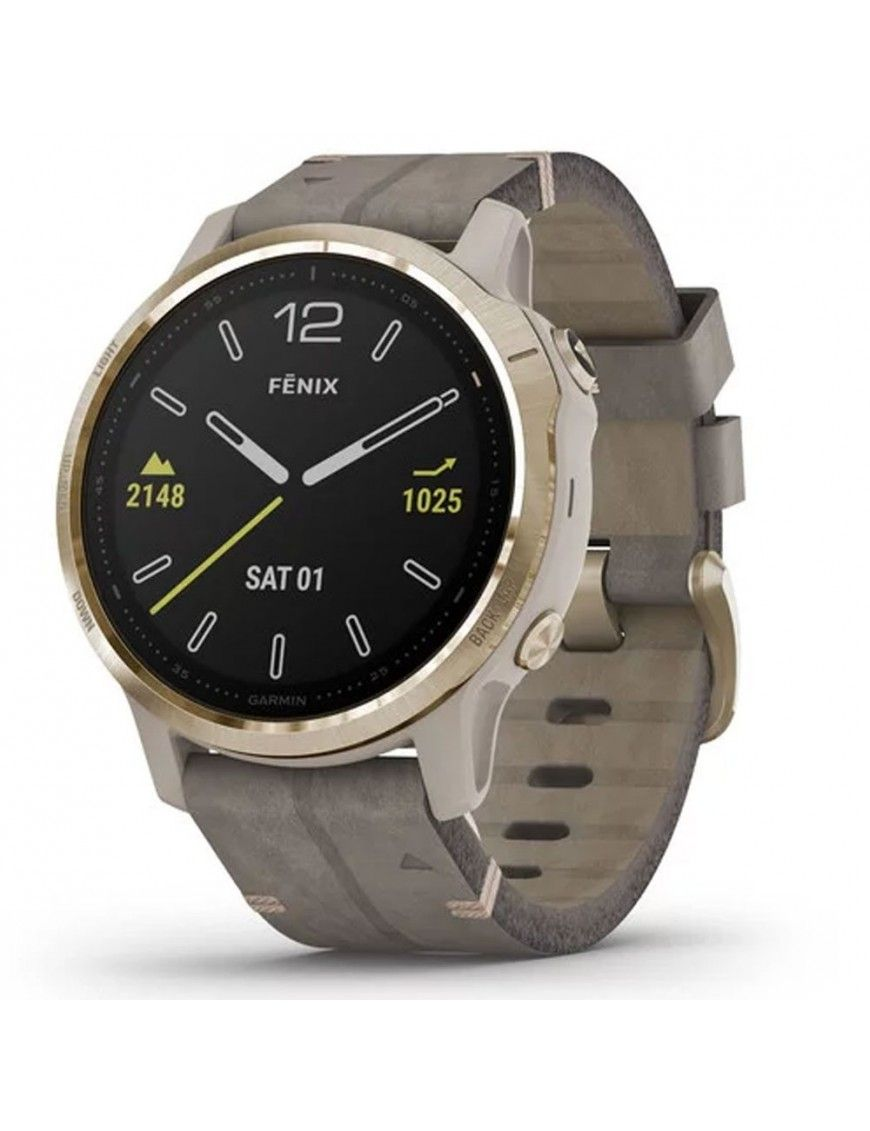 Reloj Garmin Fenix 6s Sapphire titanio 010-012159-40