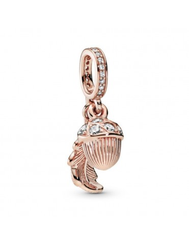 Charm colgante plata Pandora Bellota y Hoja 788248CZ