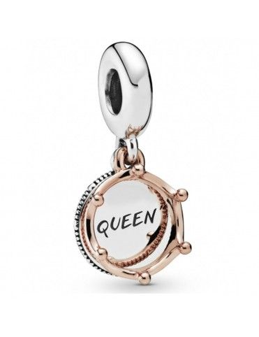 Charm colgante Pandora plata reina y corona 788255