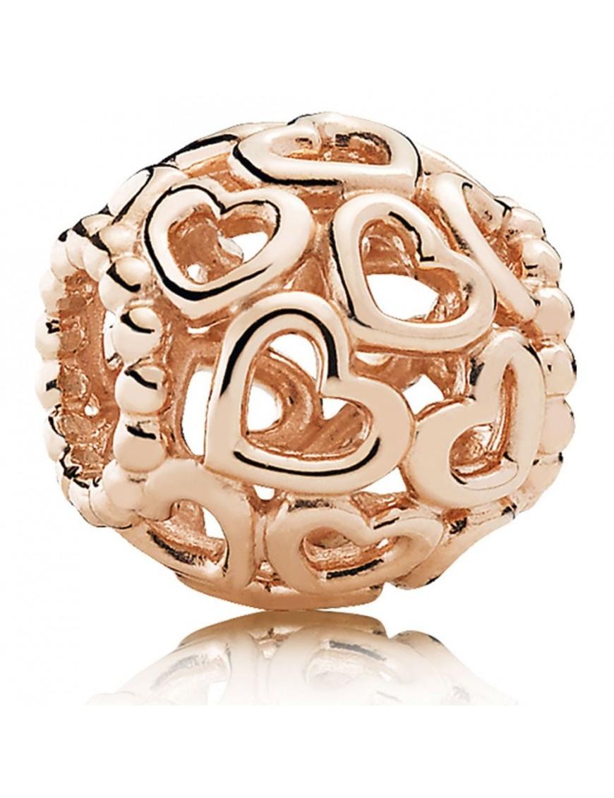 Charm Pandora Rose abre tu corazón 780964
