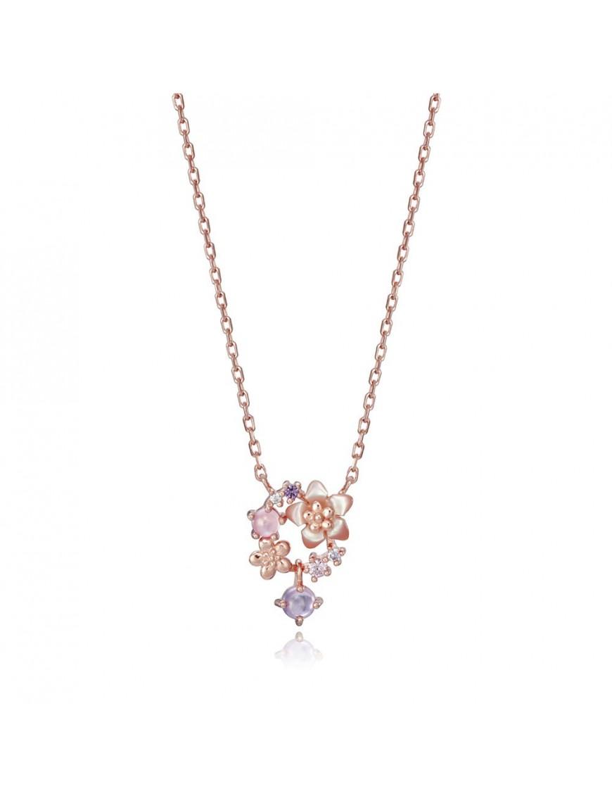Collar Viceroy Plata Mujer 85006C100-39