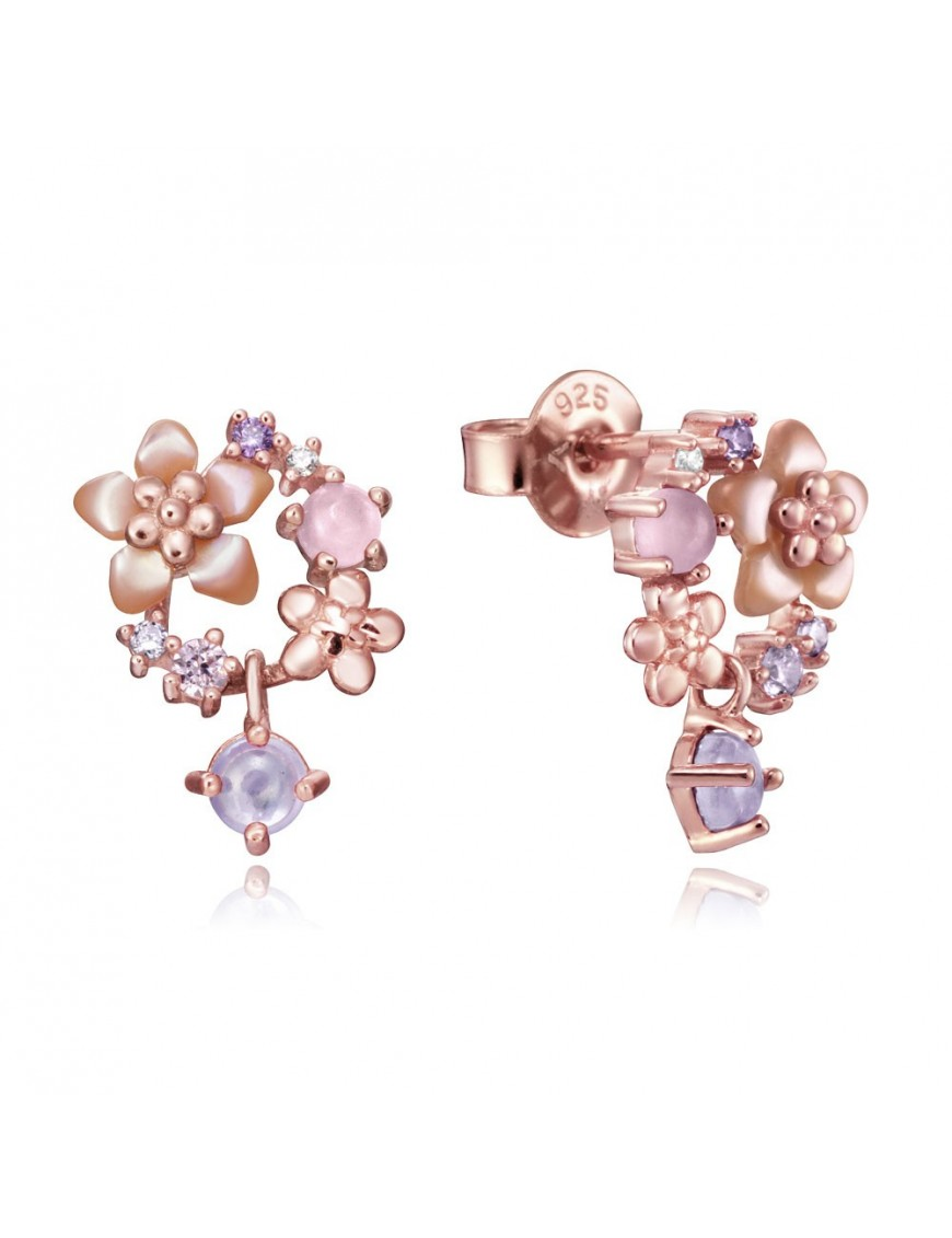 Pendientes Viceroy Plata Mujer 85006E100-39