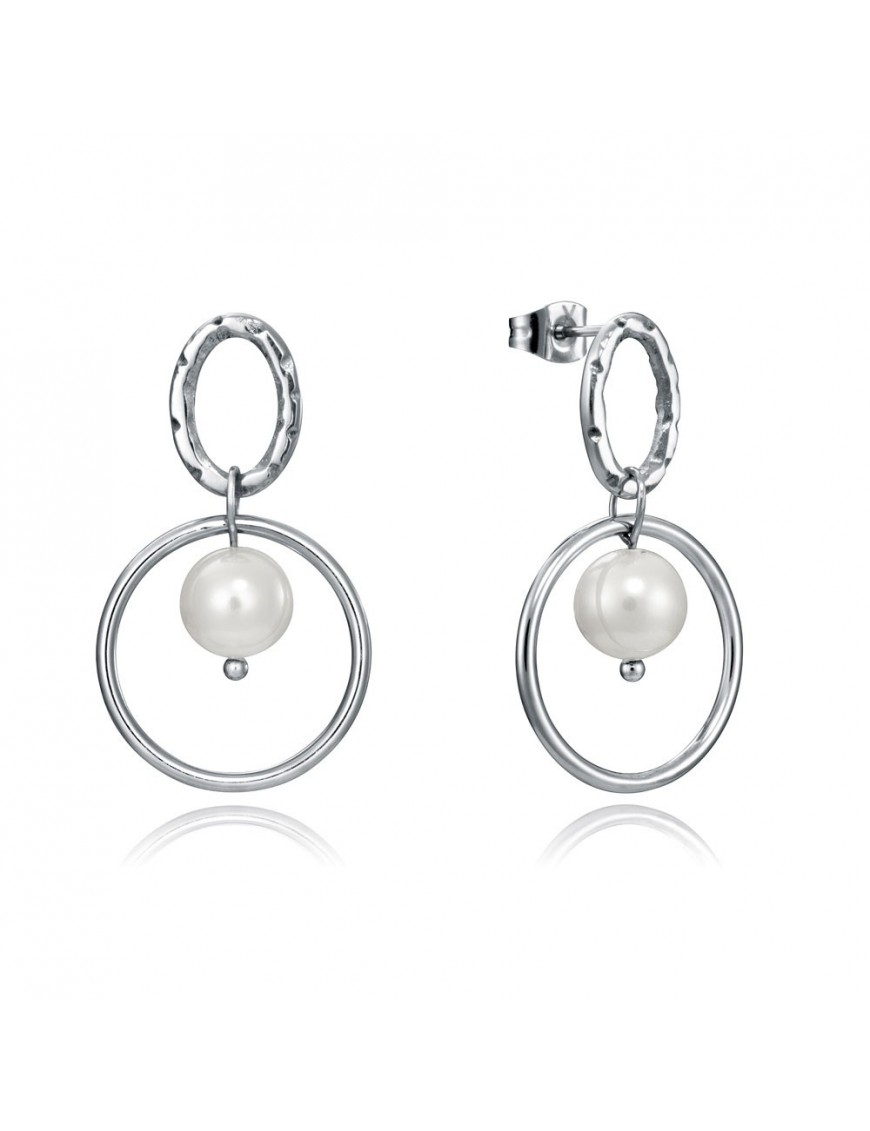 Pendientes Viceroy Acero Mujer 15020E01000
