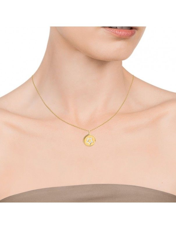 Collar Viceroy Acero Mujer 75143C01012