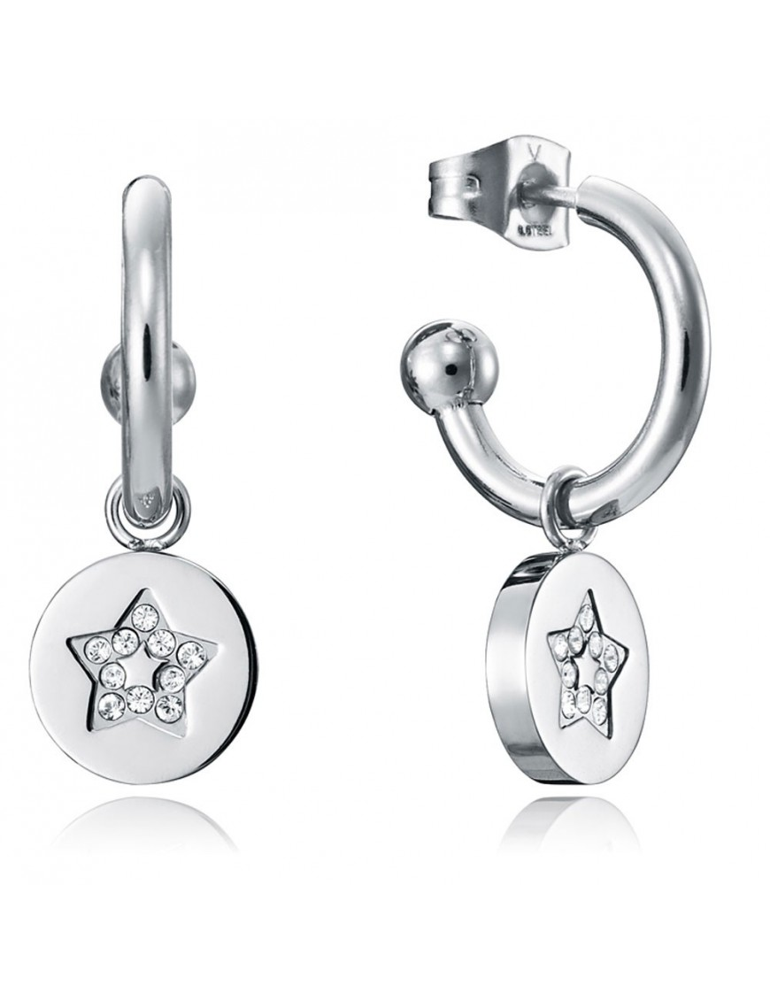 Pendientes Viceroy Metal Mujer 75143E01000