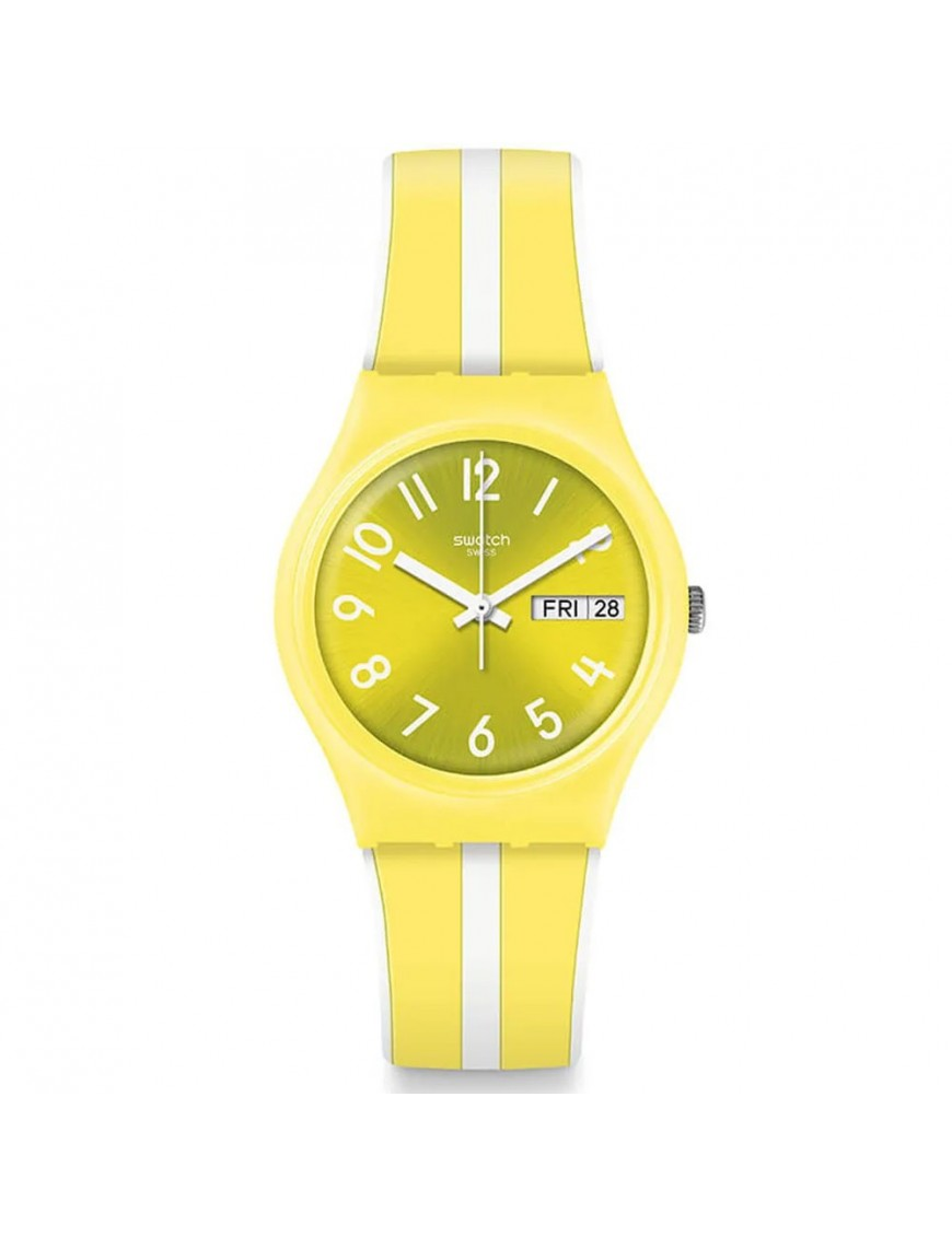 Reloj Swatch Originals Limoncello unisex GJ702
