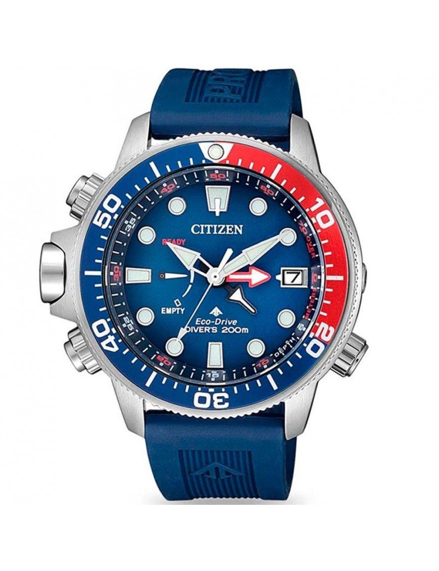 Reloj Citizen Promaster Eco-Drive Hombre BN2038-01L