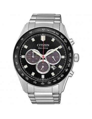 Reloj Citizen Eco-Drive Hombre Crono CA4454-89E