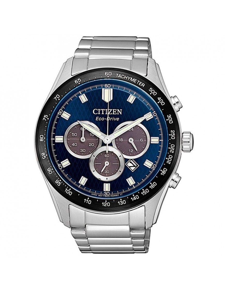 Reloj Citizen Eco-Drive Hombre Crono CA4454-89L