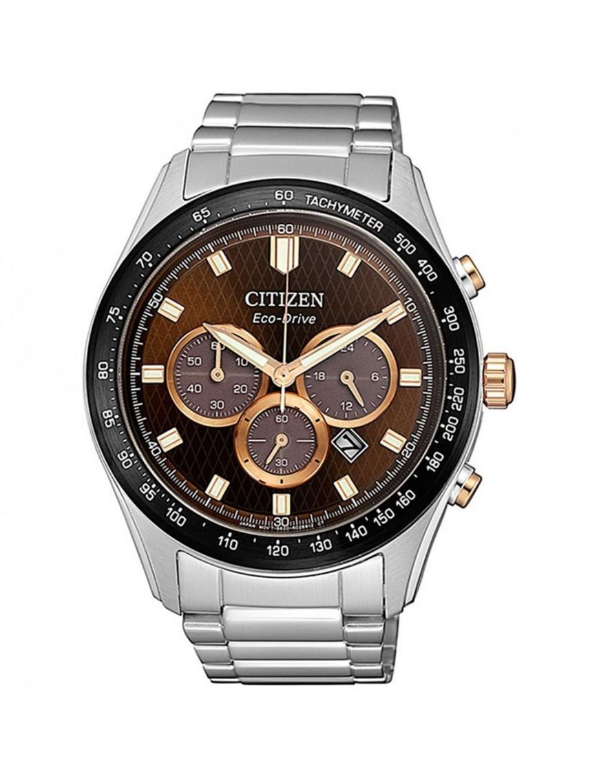 Reloj Citizen Eco-Drive Hombre Crono CA4456-83X