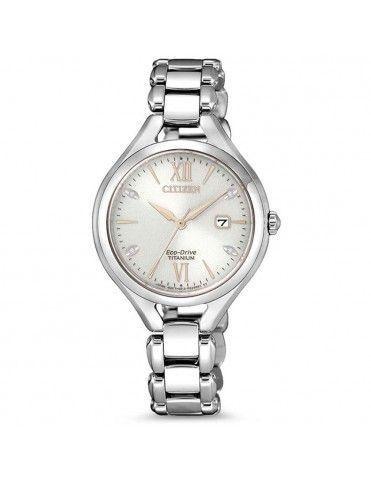 Comprar Reloj Citizen Eco-Drive Mujer EW2560-86A online