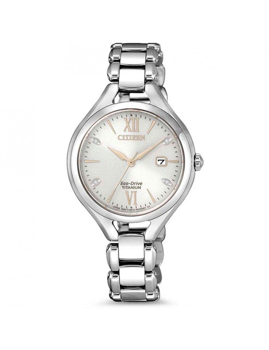 Reloj Citizen Eco-Drive Mujer EW2560-86A