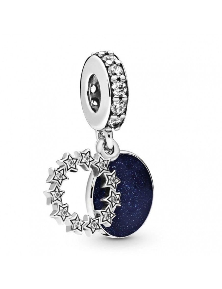 Charm colgante Pandora plata Estrellas Inspiradoras 798433C01