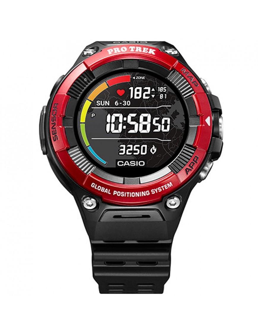 Reloj Casio Pro Trek Smart Hombre WSD-F21HR-RDBGE