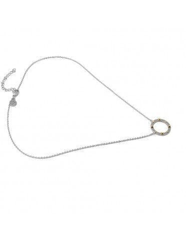 Collar Anartxy Acero Mujer COA769