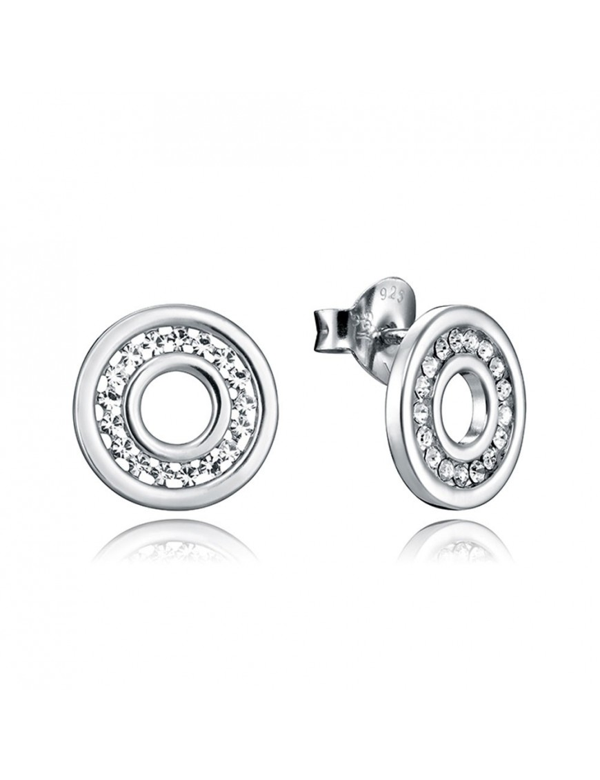 Pendientes Viceroy Plata disco Mujer 71024E000-38