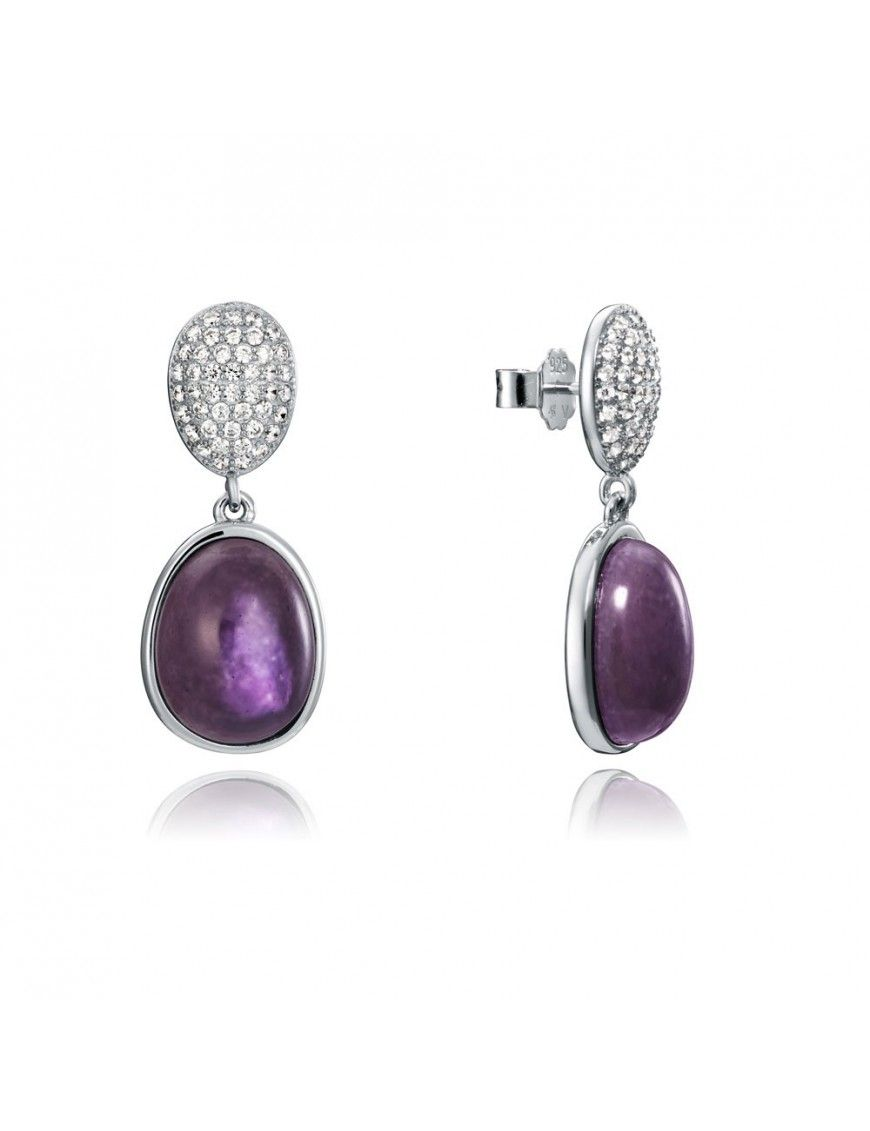 Pendientes Viceroy Plata Mujer 3033E000-43