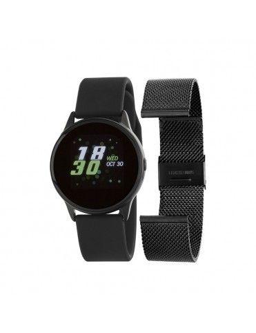 Estuche Reloj Marea Unisex  pulsera actividad B58001/1