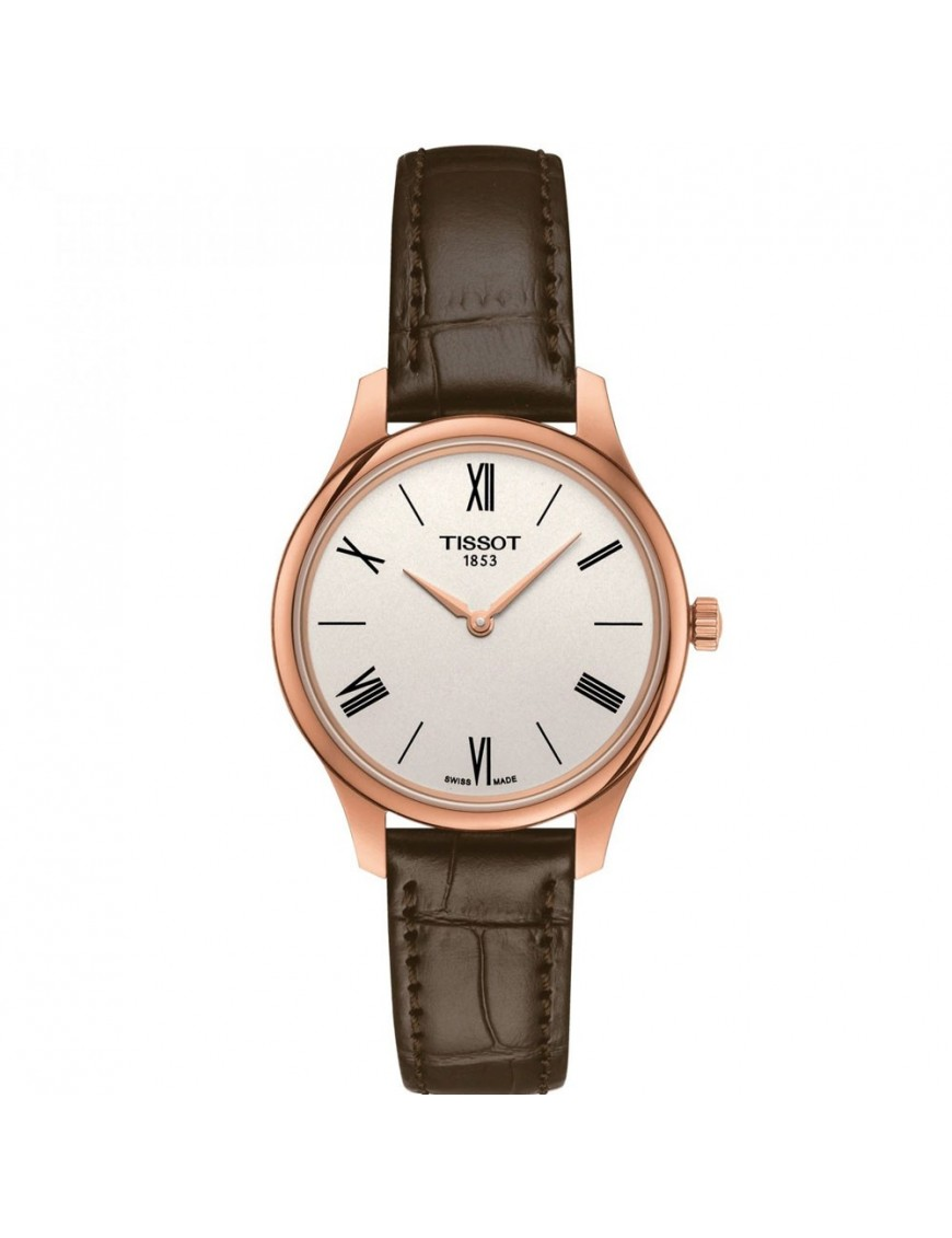 Reloj Tissot mujer Tradition 5.5 T063.209.36.038.00