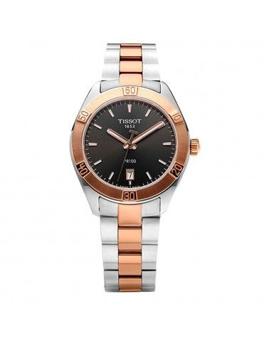 Reloj Tissot Mujer PR 100 Sport Chic T101.910.22.061.00