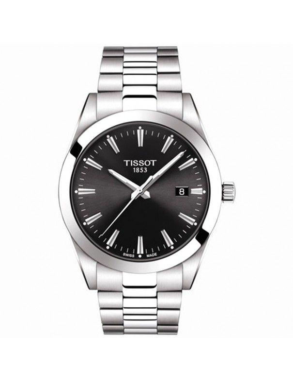 Reloj Tissot Unisex TISSOT Gentleman T127.410.11.051.00