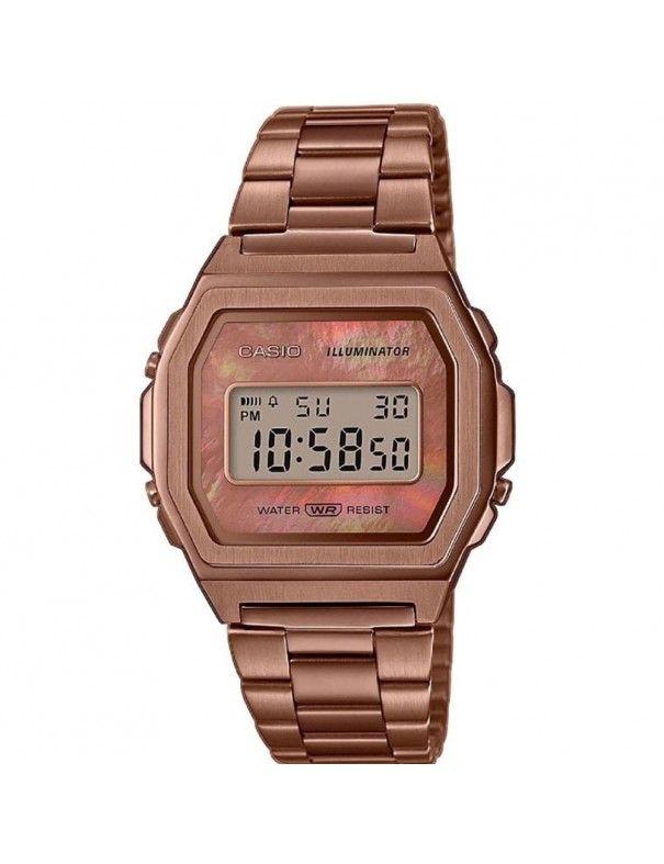 Reloj Casio Unisex A1000RG-5EF