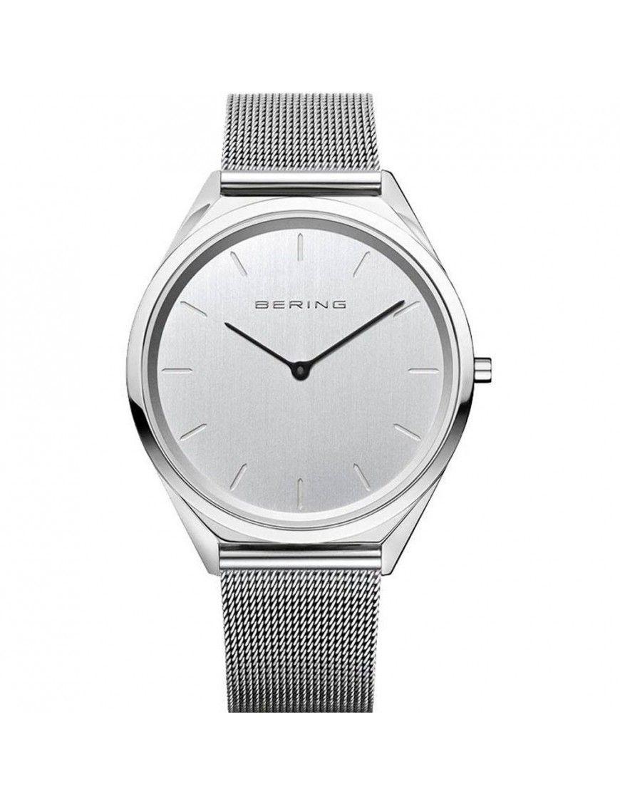 Reloj Bering Ultra Slim hombre 17039-000