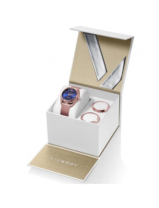 Pack Reloj Viceroy Mujer 401104-33