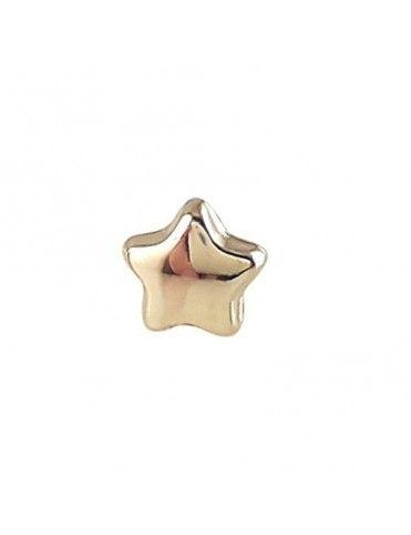 Pendiente suelto Oro 18 Klts. niña estrella 45MA5100