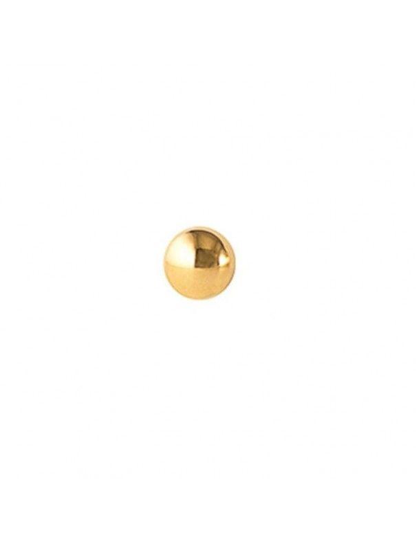 Pendiente suelto Oro 18Kts bebe 65MA5001/8