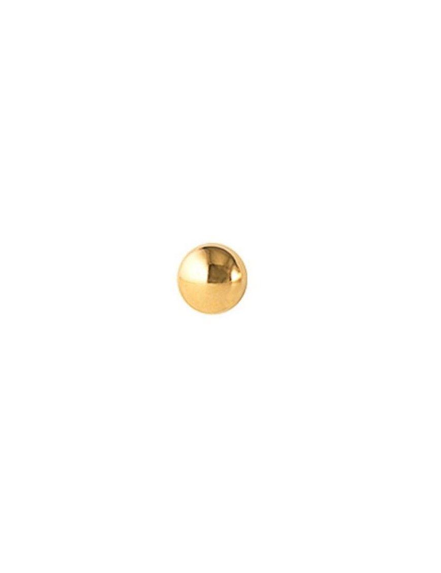 Pendiente suelto Oro 18Kts bebe 65MA5003/8