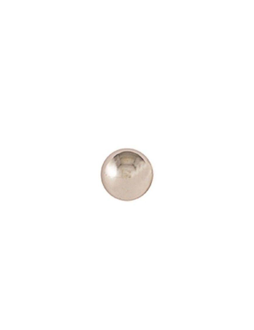 Pendiente suelto Oro blanco 18Kts bebe 65MB5002/8
