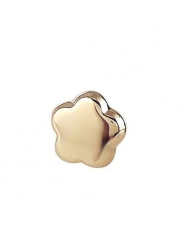 Comprar Pendiente suelto Oro Amarillo 18 klts. niña flor 45MA5110 online