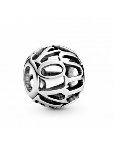 Charm Pandora plata Inscripción I Love You 798678C00