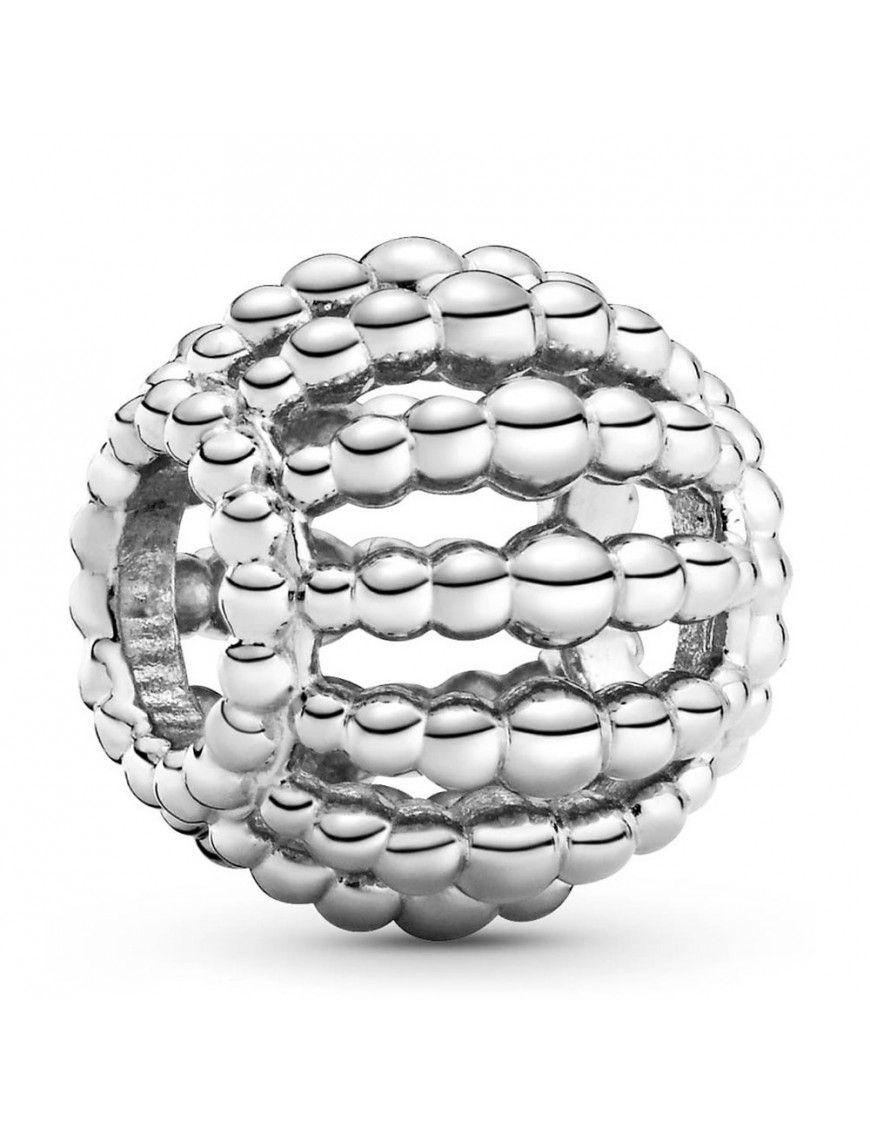Charm Pandora plata filigrana Esferas 798679C00