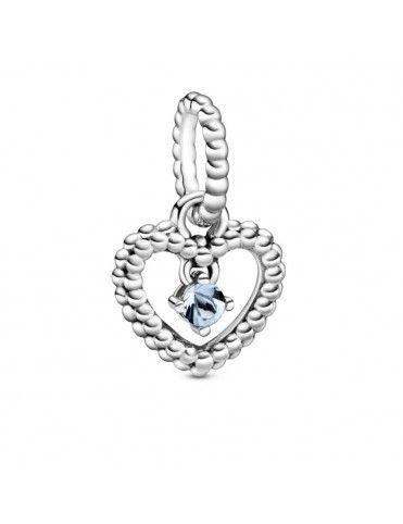 Comprar Charm colgante Pandora plata con esferas Azul Agua 798854C01 online