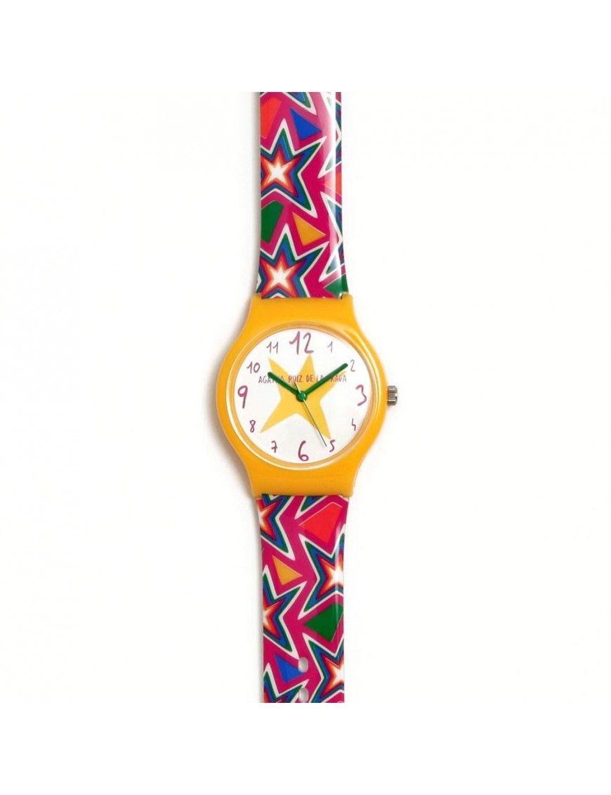 Reloj Agatha Niña Flip Estrellas de Rock AGR269