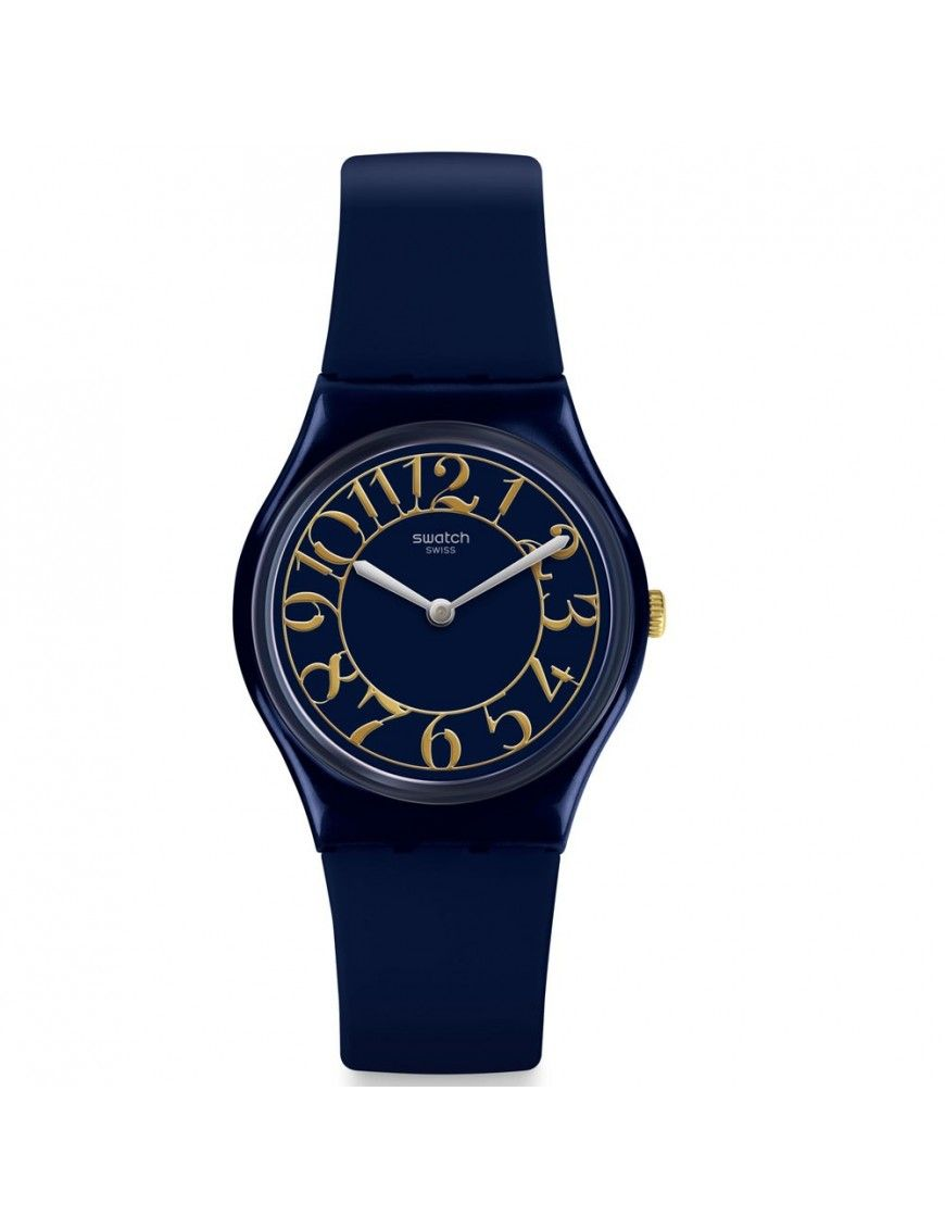 Reloj Swatch Mujer Black in time GN262