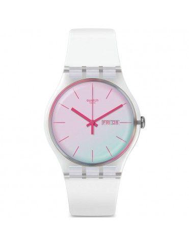 Reloj Swatch Mujer Polarwhite SUOK713