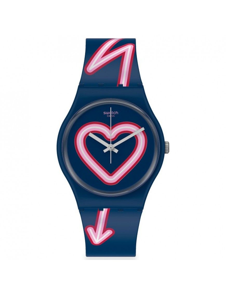 Reloj Swatch Mujer GN267 Flash of Love
