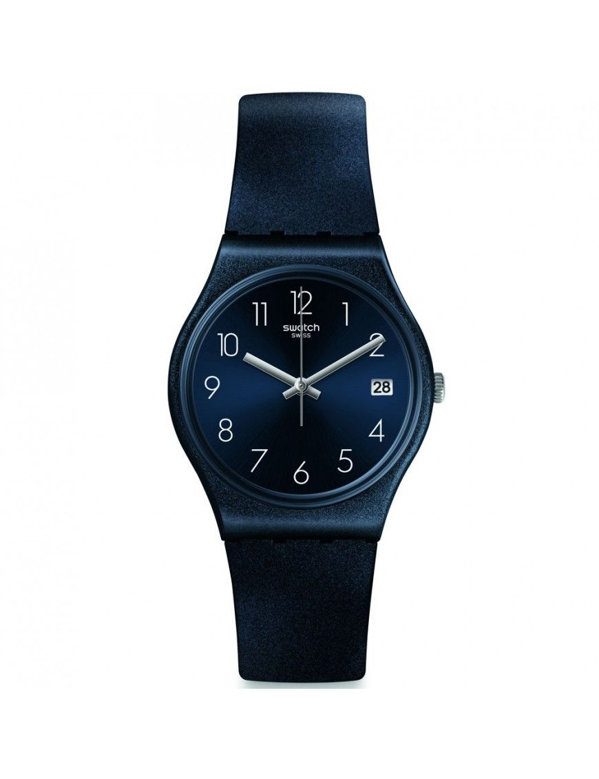 Reloj Swatch Mujer Silver in blue GN416