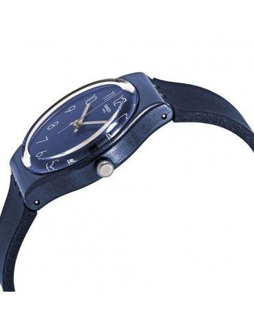 Reloj Swatch Mujer Silver in blue GN416