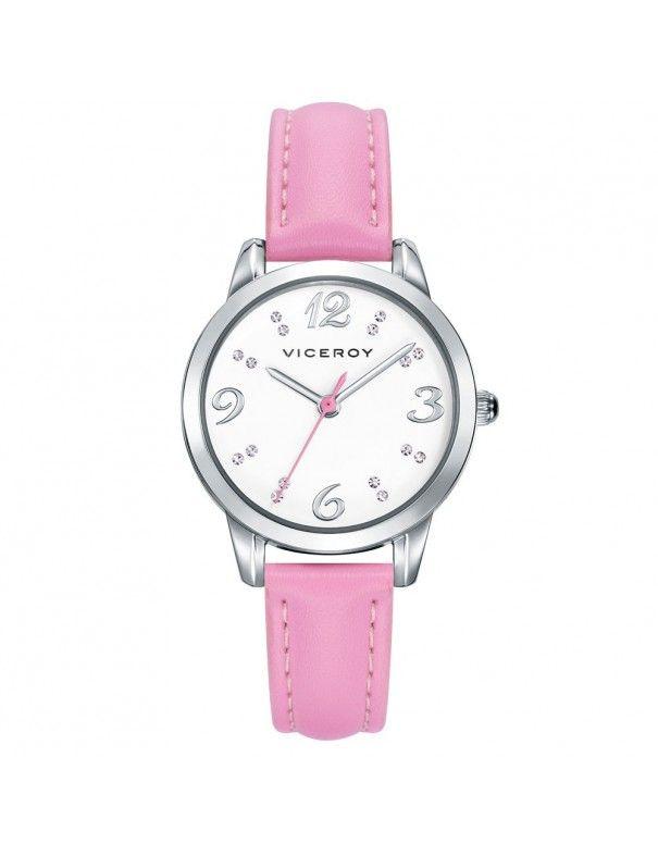 Pack reloj+pendientes Viceroy niña 401110-05