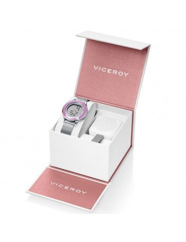 Pack reloj Viceroy niña + altavoz bluetooth 401116-00