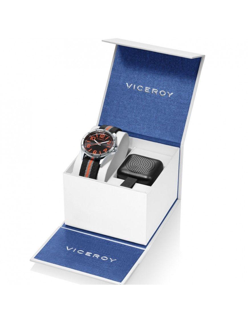 Pack Reloj+Altavoz Viceroy niño comunión 42399-54