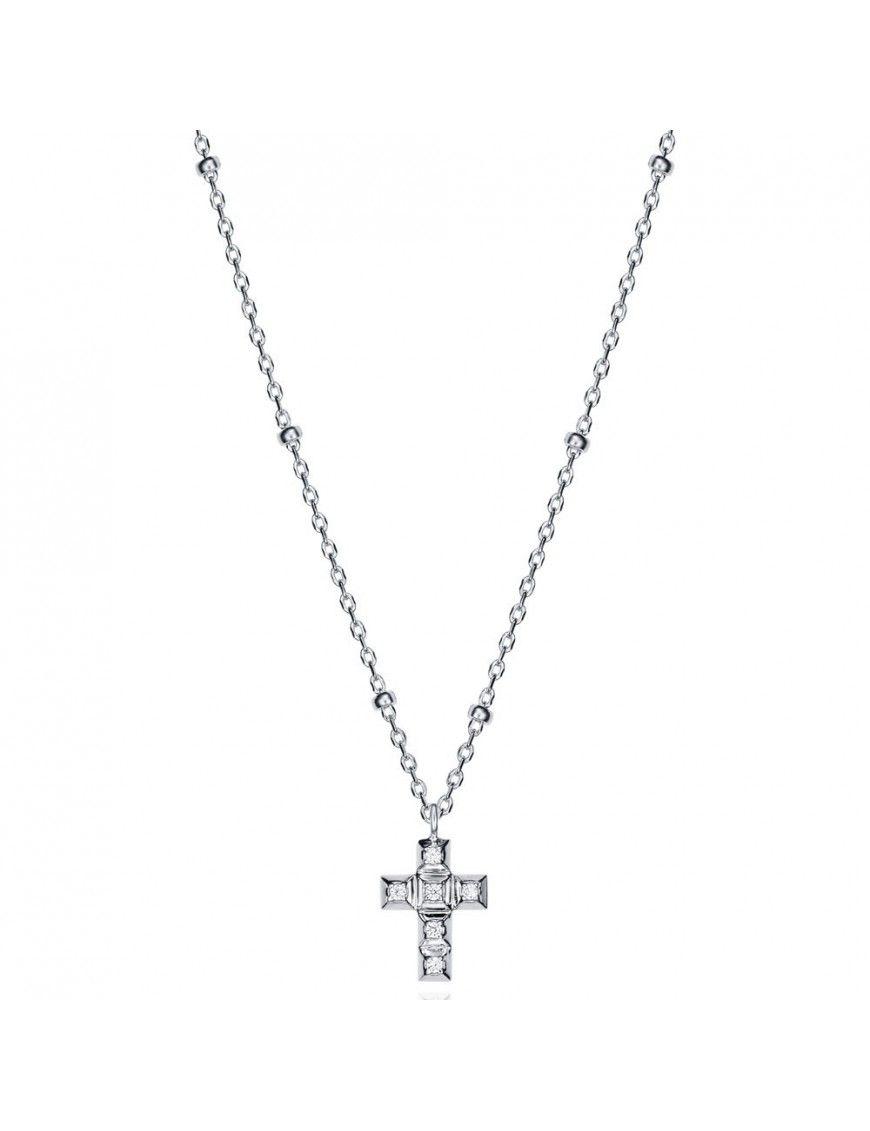 Collar Viceroy Plata colgante cruz Mujer 61044C000-30